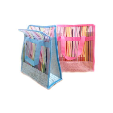 Netscoco Fashion Five Colored Bags Rainbow Bags Bathing Bags colored bags Handbags Rainbow Bag Leisure Beach bags suppliers manufacturers two