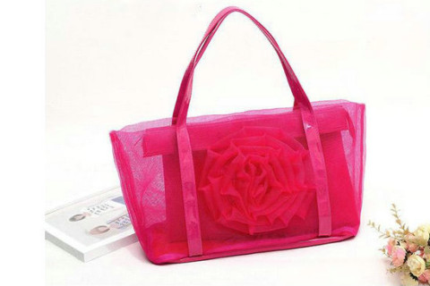 Netscoco-fashion-flowers-mesh-bag-beach-handbag-supplier-manufacturer-rose-red-ladies-womens.
