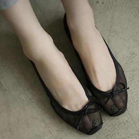 Plain Weave Nylon Mesh Application Fashion Shoes