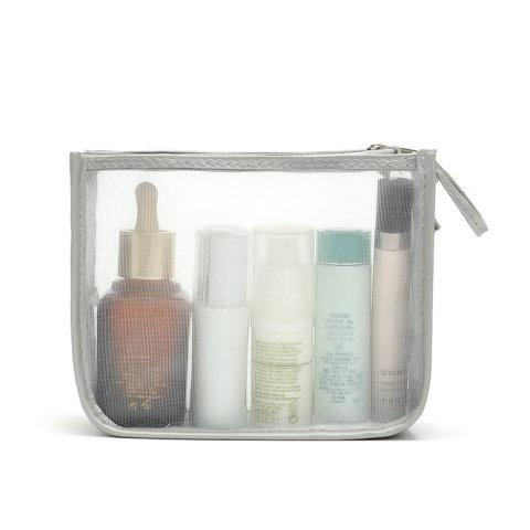 Plain Weave Nylon Mesh Application- Make Up Bag