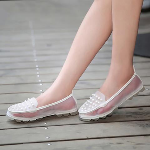 Plain Weave Nylon Mesh Application-Shoes
