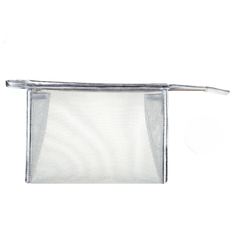 Stripe Lace Nylon Mesh Application: Cosmetics Bag