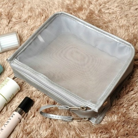 Nylon Mesh Makeup Bag Supplier, Nylon Mesh Cosmetic Bag Manufacturer, Mesh Zipper Make Up Bag,Nylon Mesh Bags Wholesale, Ladies Makeup Bag Supplier, Ladies Cosmetic Bag Supplier, Bolsa de maquillaje, nylon Sac de maquillage, Nylon Make-up Tasche, сетка косметичку,Netz Make-up Tasche