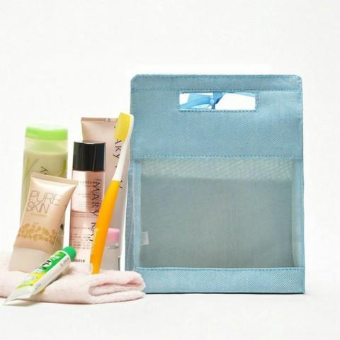 Mesh Handle Makeup Bag Supplier, Ribbon Handle Makeup Bag Manufacturer, Mesh Handle Cosmetic Bag Vendor, Ribbon Handle Cosmetic Bag Wholesale, Mesh Handle Gift Bag Supplier, Nylon Mesh Makeup Bag Supplier, Nylon Mesh Cosmetic Bag Manufacturer, Mesh Zipper Make Up Bag,Nylon Mesh Bags Wholesale, Ladies Makeup Bag Supplier, Ladies Cosmetic Bag Supplier, Bolsa de maquillaje, nylon Sac de maquillage, Nylon Make-up Tasche, сетка косметичку,Netz Make-up Tasche